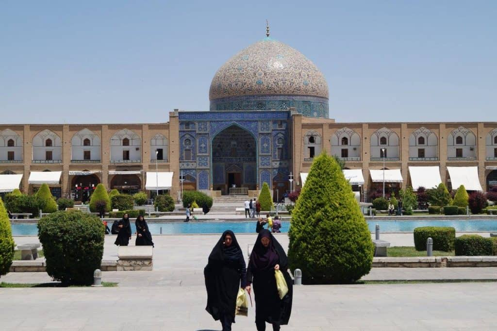 Meidan Emam in Isfahan