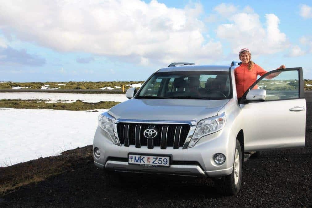 Met huurauto rondreizen door IJsland