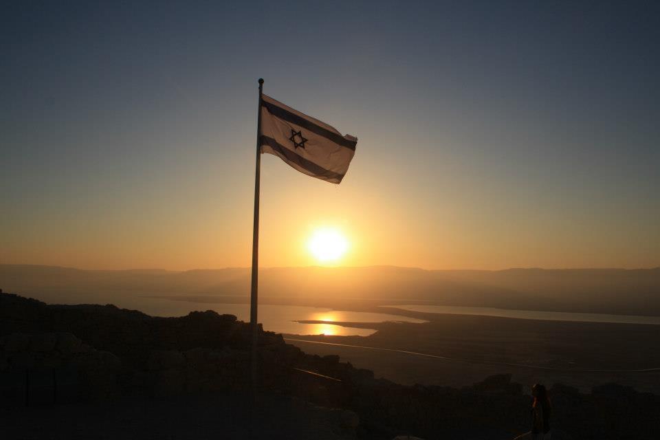Vlag van Israel