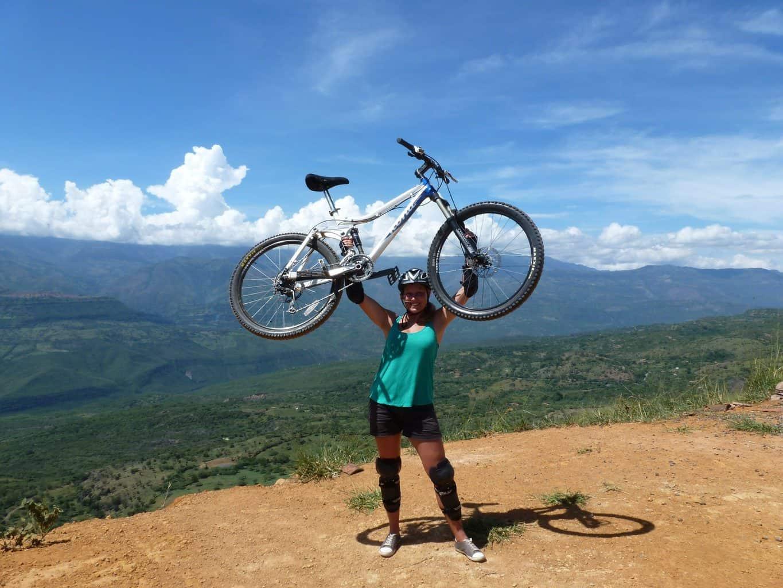 Mountainbiken San Gil