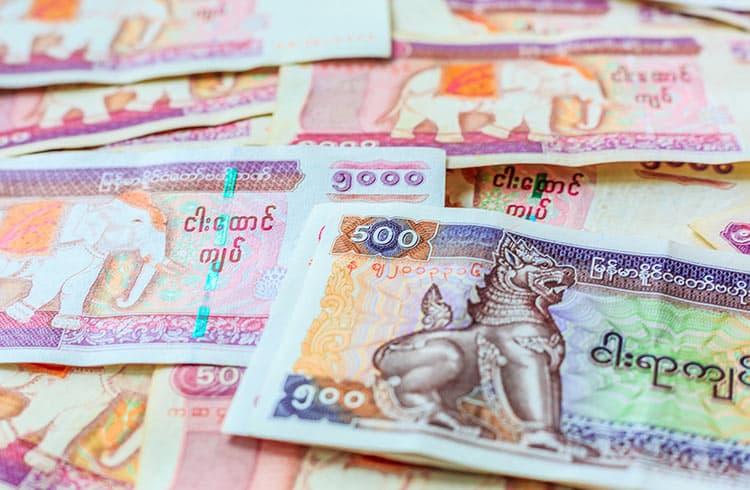 Geldzaken in Myanmar