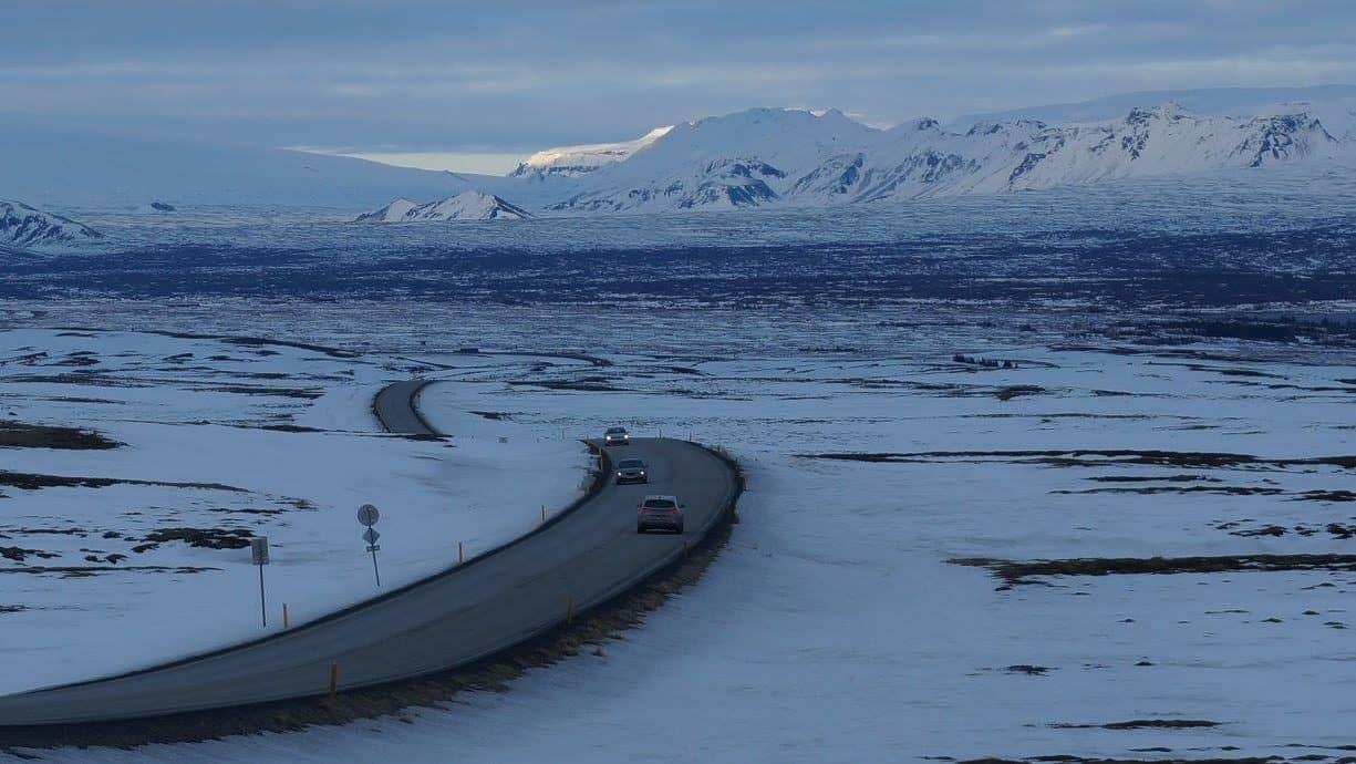 Auto rondreis door IJsland