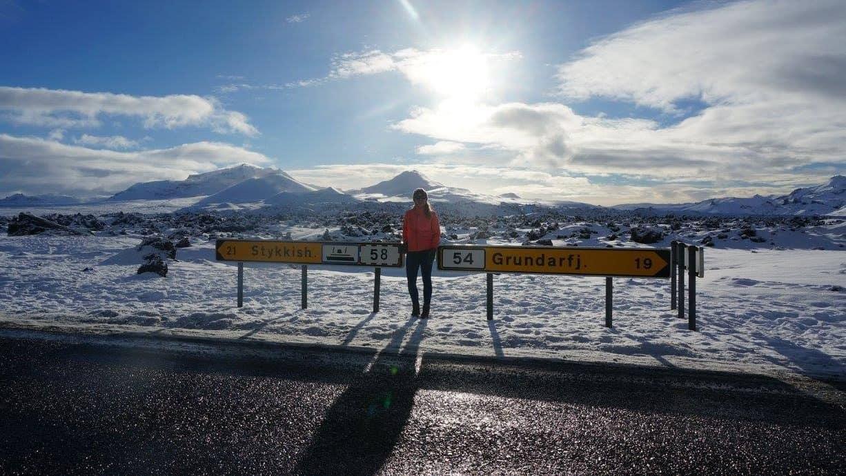 Op de rondweg van IJsland